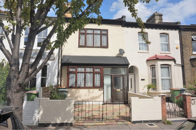 Thumbnail Terraced house for sale in Chobham Road, London