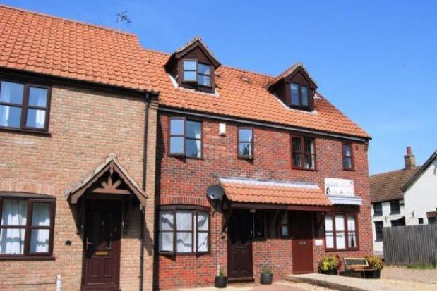 3 bed semi-detached house to rent in Marshland Street, King's Lynn PE34