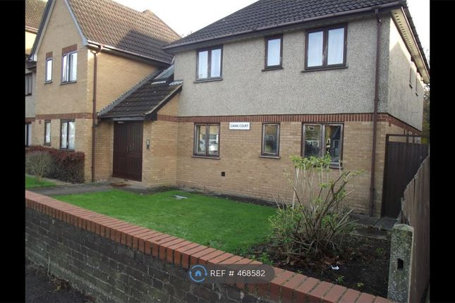 Thumbnail Flat to rent in Bishops Rise, Hatfield
