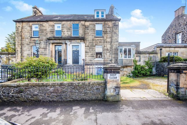 Thumbnail Maisonette for sale in Allan Park, Stirling
