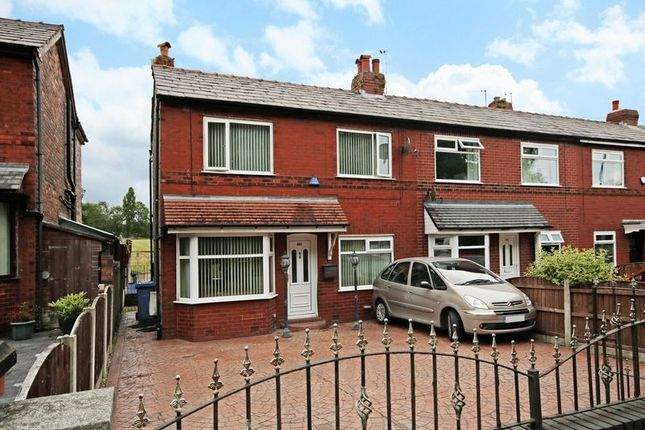 Thumbnail Semi-detached house for sale in Manchester Road, Walkden, Manchester