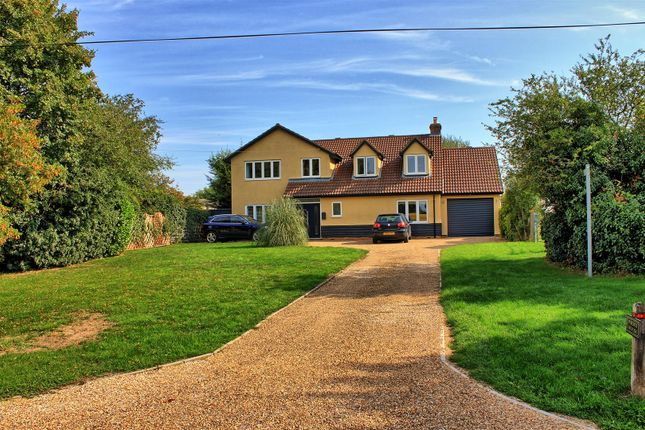 Thumbnail Detached house for sale in Brook End, Cottered, Buntingford