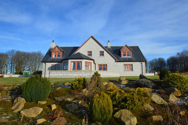 Thumbnail Detached house for sale in Daviot, Aberdeenshire