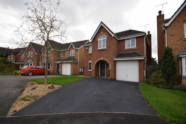 Thumbnail Detached house to rent in North Union View, Preston, Lancashire