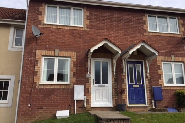 Thumbnail Terraced house to rent in Clos Ysgallen, Llansamlet, Swansea, City And County Of Swansea.