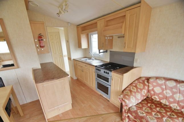 Kitchen of Ocean Edge Holiday Park, Heysham LA3