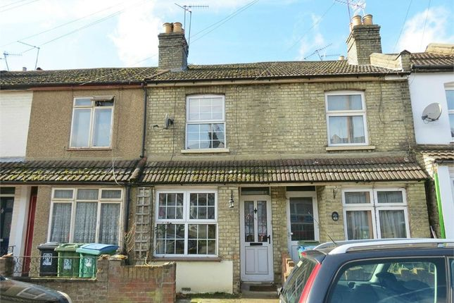 Thumbnail Terraced house for sale in Shaftesbury Road, Watford, Hertfordshire