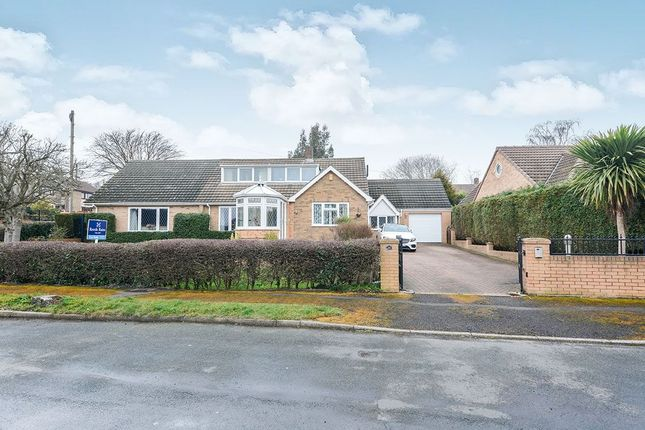 Thumbnail Bungalow for sale in Moorlands, Wickersley, Rotherham