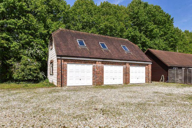 Garaging of Sefton Lane, Warningcamp, Arundel, West Sussex BN18