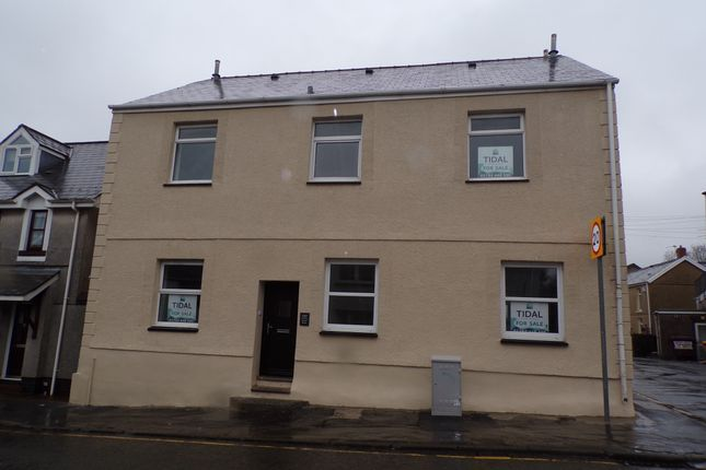 Thumbnail Maisonette for sale in St Teilo Street, Pontardulais, Swansea