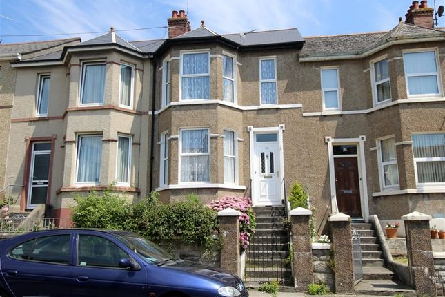 Thumbnail Terraced house for sale in Ridge Park Avenue, Mutley, Plymouth
