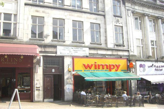Office to let in 8 Regent Street, Mansfield