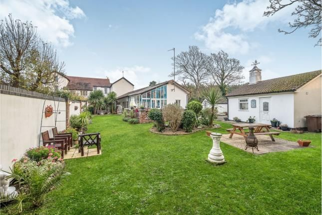 Thumbnail Bungalow for sale in Lancaster Road, Southport, Merseyside
