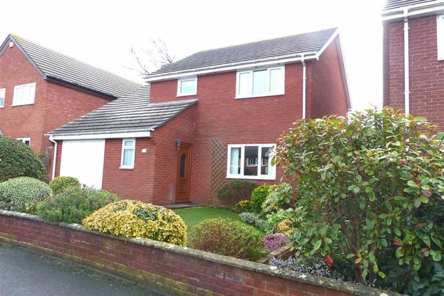 Thumbnail Detached house for sale in Glebe Close, Weymouth, Dorset