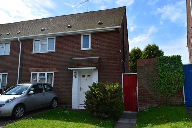 Thumbnail Flat for sale in Snape Road, Wednesfield, Wolverhampton