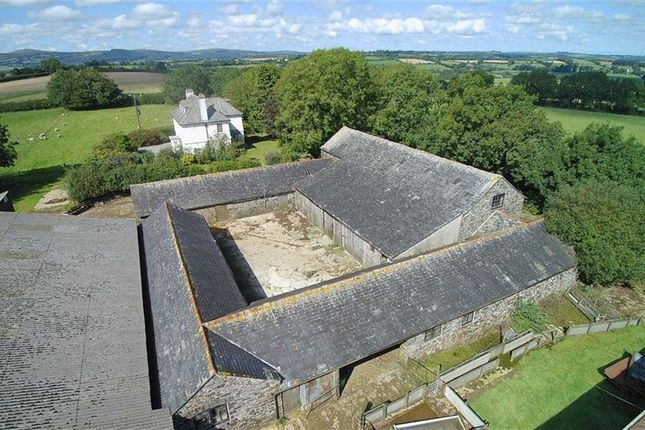 Thumbnail Commercial property for sale in Linkinhorne, Callington, Cornwall