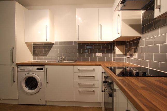Thumbnail Flat to rent in The Old Maltings Court, Hoddesdon