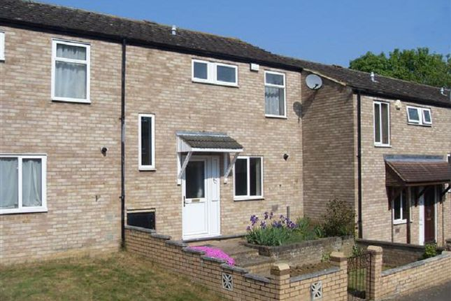 Thumbnail Terraced house to rent in Minerva Way, Wellingborough, Northamptonshire.
