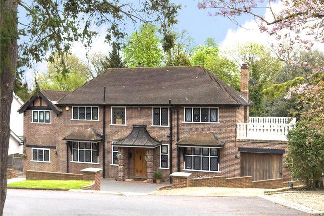 Thumbnail Detached house for sale in Pelhams Walk, Esher, Surrey