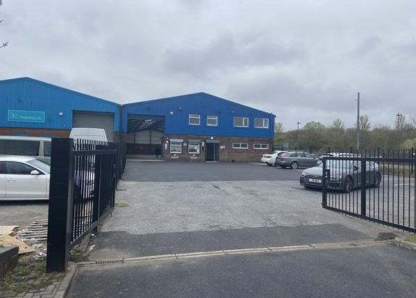 Thumbnail Light industrial to let in Unit 3C Parkway Close, Parkway Close, Sheffield
