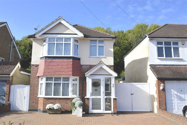 Thumbnail Detached house for sale in Chaldon Way, Coulsdon, Surrey