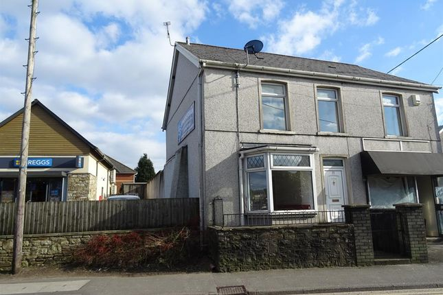 Thumbnail Detached house to rent in Coychurch Road, Pencoed, Bridgend