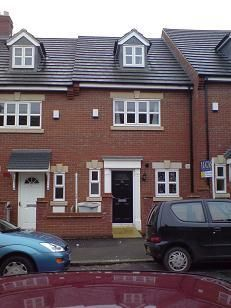 Thumbnail Town house to rent in Russell, Kettering