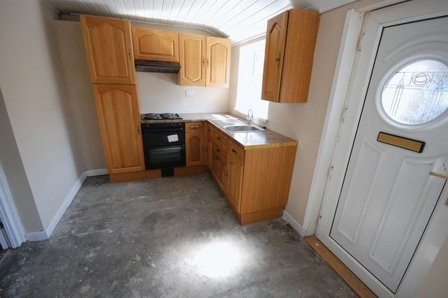 Thumbnail Terraced house for sale in Dalton Avenue, Lynemouth, Morpeth