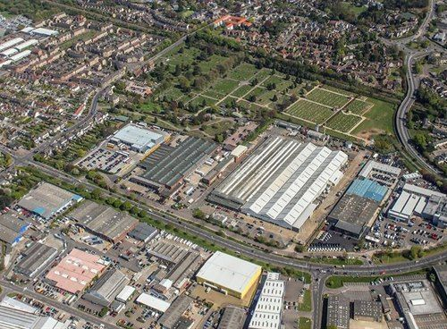 Thumbnail Industrial to let in Chelmsford Trade Park, Westway, Chelmsford