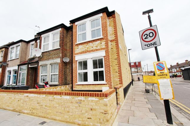 Thumbnail End terrace house for sale in Grange Road, London