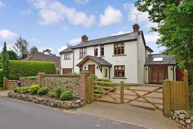 Thumbnail Detached house for sale in Church Hill, Charing Heath, Ashford, Kent
