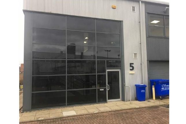 Thumbnail Warehouse to let in West Quay Court, Crown Road, Sunderland, North East