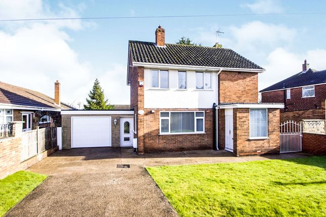 Harrop White Road, Mansfield NG19, 3 bedroom detached house