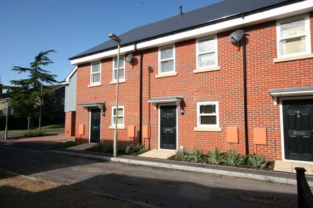 Thumbnail Town house to rent in St. James Close, Fleet