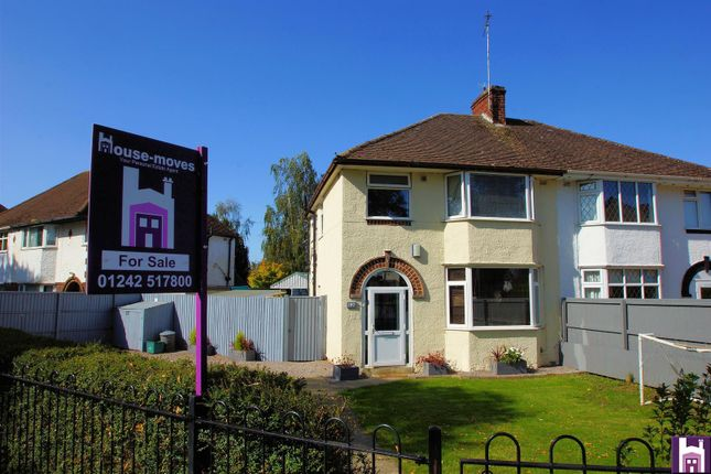 Thumbnail Semi-detached house for sale in Brooklyn Road, Cheltenham