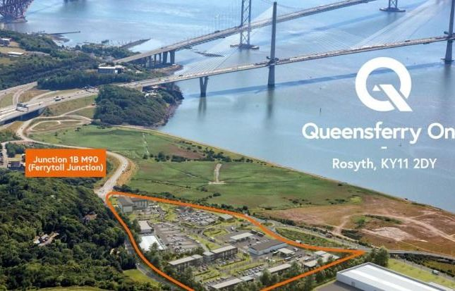 Thumbnail Light industrial for sale in Queensferry One, Ferry Toll Road, Rosyth Waterfront, Rosyth, Fife