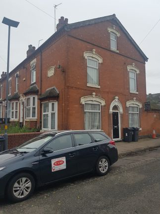 Thumbnail Terraced house for sale in Chesterton Road, Sparkbrook, Birmingham