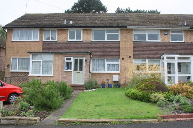 Thumbnail Semi-detached house to rent in West Road, Bromsgrove