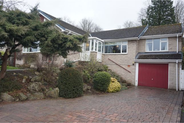 Thumbnail Detached bungalow for sale in Castle Drive, Bakewell