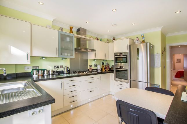 Thumbnail Detached bungalow for sale in Manor Close, Ferndown