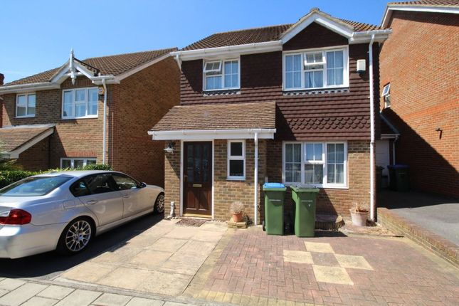 Thumbnail Semi-detached house to rent in Crosier Close, London