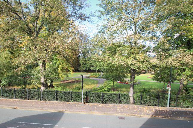 Outside of Swan Mews, Swan Road, Lichfield WS13