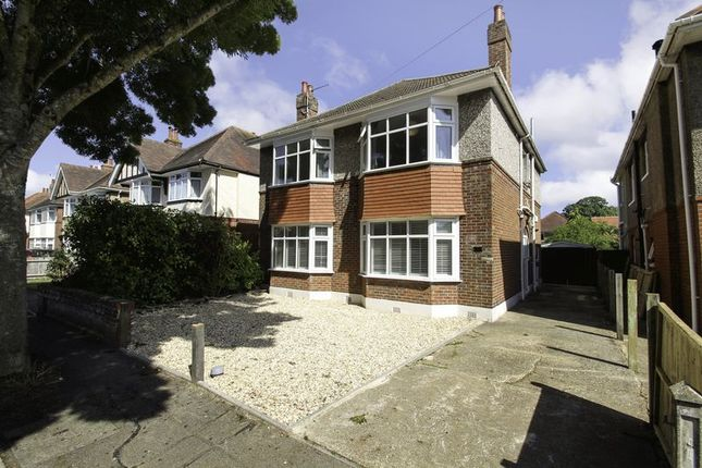 Thumbnail Detached house for sale in Norton Road, Winton, Bournemouth