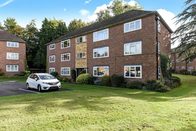 Thumbnail 2 bedroom flat for sale in Trotsworth Court, Virginia Water