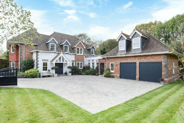 Thumbnail Detached house for sale in Gorse Lane, Chobham, Woking
