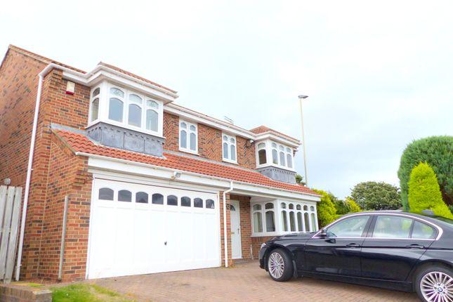 Thumbnail Detached house for sale in Westcroft, Whitburn, Sunderland