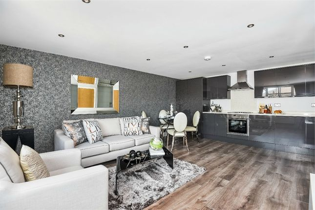 Thumbnail Flat for sale in Bridge Street, Staines Upon Thames, Surrey