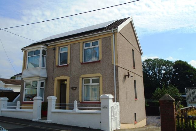 Thumbnail Detached house for sale in Stepney Road, Burry Port, Llanelli, Carmarthenshire