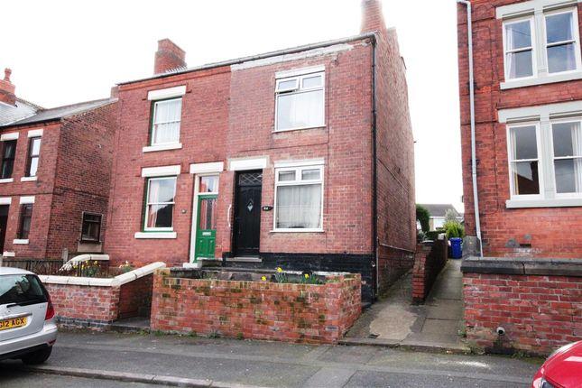 Thumbnail Semi-detached house for sale in Bright Street, Ilkeston