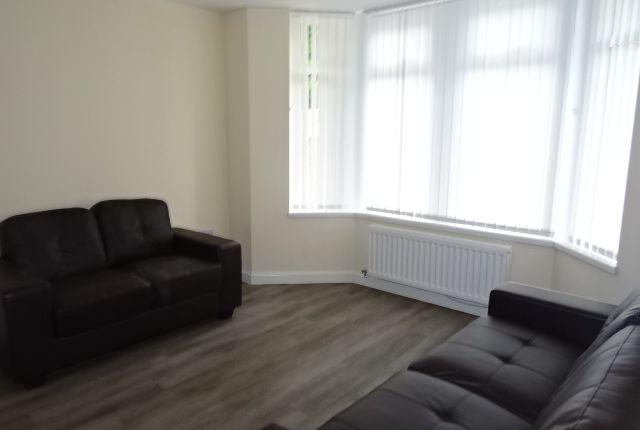 Thumbnail End terrace house to rent in Bertha Street, Treforest, Pontypridd